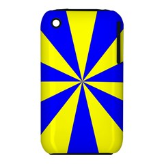Pattern Apple iPhone 3G/3GS Hardshell Case (PC+Silicone)