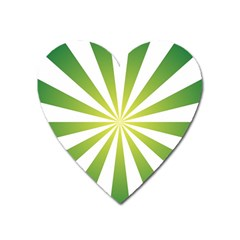 Pattern Magnet (Heart)