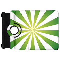 Pattern Kindle Fire HD 7  (1st Gen) Flip 360 Case