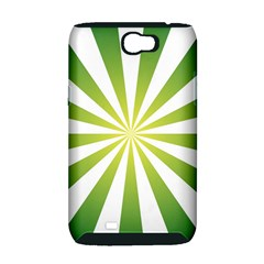 Pattern Samsung Galaxy Note 2 Hardshell Case (PC+Silicone)