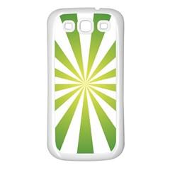 Pattern Samsung Galaxy S3 Back Case (white)