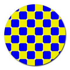 Pattern 8  Mouse Pad (Round)
