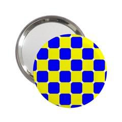 Pattern Handbag Mirror (2.25 )