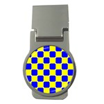 Pattern Money Clip (Round) Front
