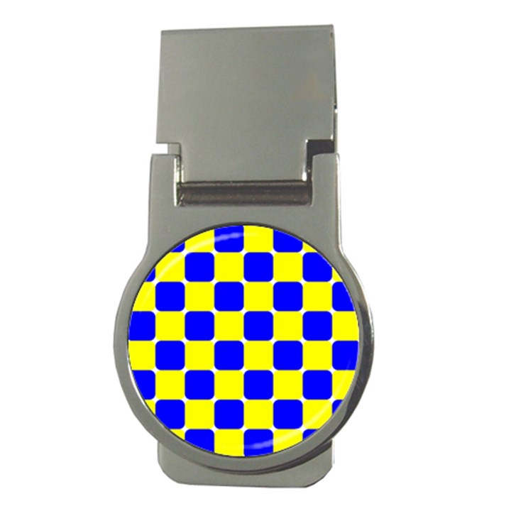 Pattern Money Clip (Round)