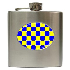 Pattern Hip Flask