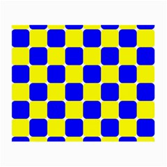 Pattern Glasses Cloth (small, Two Sided)