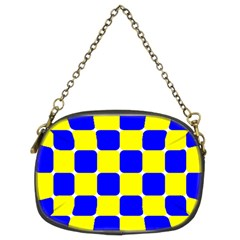 Pattern Chain Purse (Two Sided)