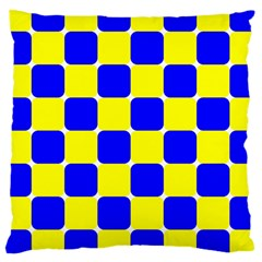 Pattern Large Cushion Case (Two Sided)