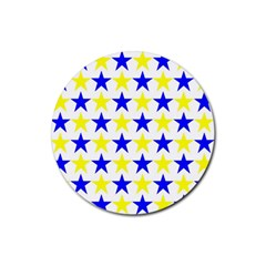 Star Drink Coasters 4 Pack (round)