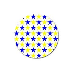 Star Magnet 3  (round)