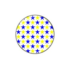 Star Golf Ball Marker 4 Pack (for Hat Clip)