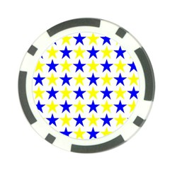 Star Poker Chip