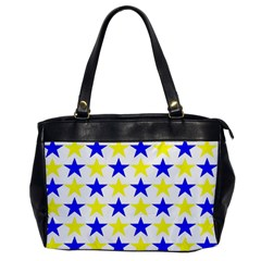 Star Oversize Office Handbag (one Side)