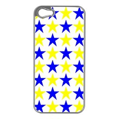 Star Apple iPhone 5 Case (Silver)