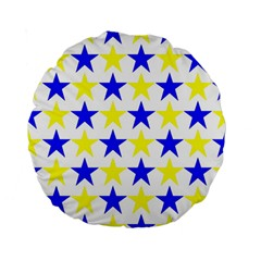 Star 15  Premium Round Cushion