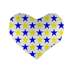 Star 16  Premium Heart Shape Cushion