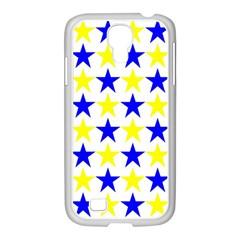 Star Samsung GALAXY S4 I9500/ I9505 Case (White)