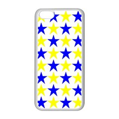 Star Apple iPhone 5C Seamless Case (White)