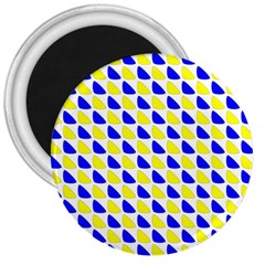 Pattern 3  Button Magnet