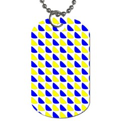 Pattern Dog Tag (One Sided)