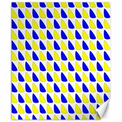 Pattern Canvas 8  x 10  (Unframed)