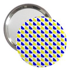Pattern 3  Handbag Mirror