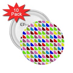 Pattern 2.25  Button (10 pack)