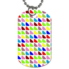 Pattern Dog Tag (Two-sided)