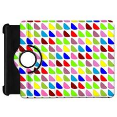 Pattern Kindle Fire HD 7  (1st Gen) Flip 360 Case