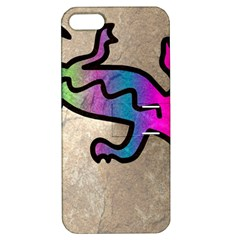 Lizard Apple iPhone 5 Hardshell Case with Stand