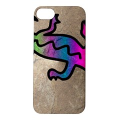 Lizard Apple iPhone 5S Hardshell Case