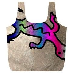 Lizard Reusable Bag (XL)