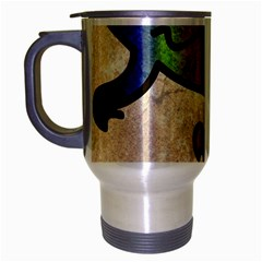 Lizard Travel Mug (silver Gray)