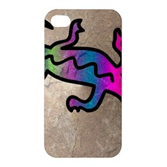 Lizard Apple Iphone 4/4s Premium Hardshell Case