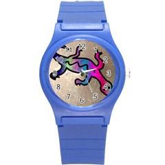 Lizard Plastic Sport Watch (Small)