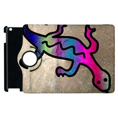 Lizard Apple iPad 3/4 Flip 360 Case