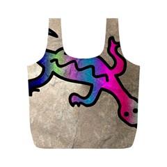 Lizard Reusable Bag (M)