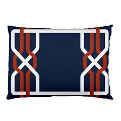 Intertwined Pillow Case (two Sides)