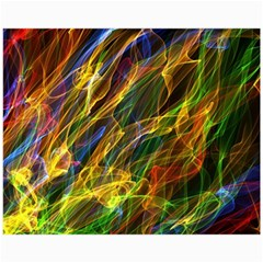 Abstract Smoke Canvas 20  x 24  (Unframed)