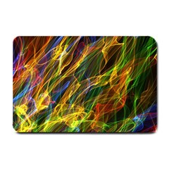 Abstract Smoke Small Door Mat
