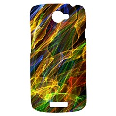Abstract Smoke HTC One S Hardshell Case