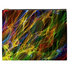 Abstract Smoke Cosmetic Bag (XXXL)