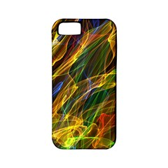 Abstract Smoke Apple Iphone 5 Classic Hardshell Case (pc+silicone)
