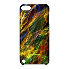 Abstract Smoke Apple Ipod Touch 5 Hardshell Case With Stand