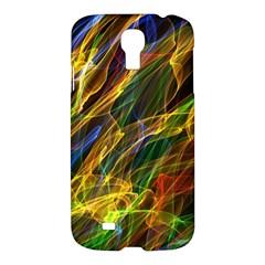 Abstract Smoke Samsung Galaxy S4 I9500/i9505 Hardshell Case