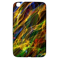 Abstract Smoke Samsung Galaxy Tab 3 (8 ) T3100 Hardshell Case