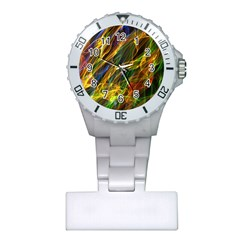 Abstract Smoke Nurses Watch