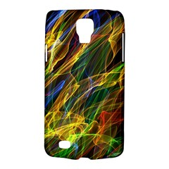 Abstract Smoke Samsung Galaxy S4 Active (I9295) Hardshell Case