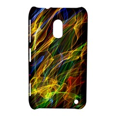 Abstract Smoke Nokia Lumia 620 Hardshell Case